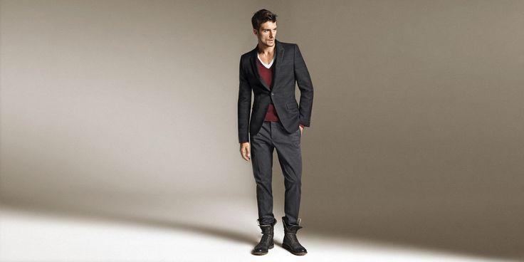 Costin M: ZARA Man September Lookbook & Online Store