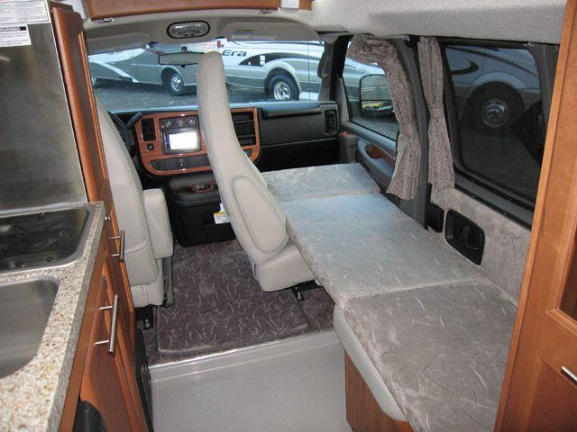 2013 Roadtrek 190 Popular For Sale Folding Bed Mattress