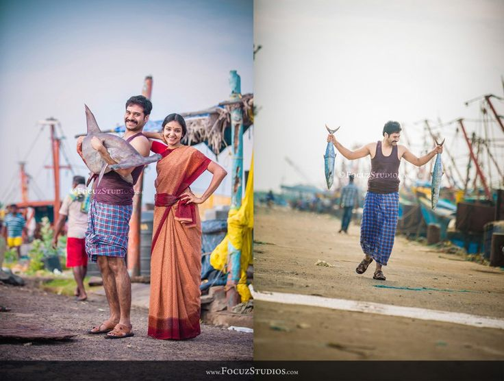 Post Wedding Shoot in Pondicherry | Bharani   Meena