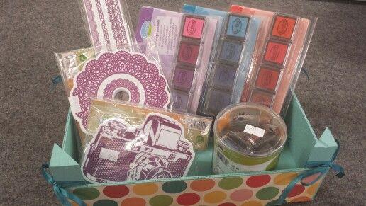 Tintas y sellos