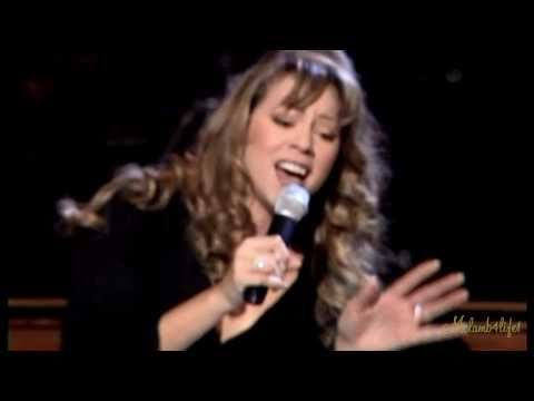 (HD) Mariah Carey - Make It Happen (Live at Madision Square Garden) Fan or not, you have to admit she is/was amazing.