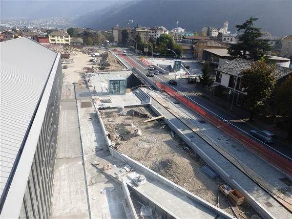 Morbegno - Ex-MartinelliEx-Martinelli — MORBEGNO — 2007- Integrated Intervention programme for the former Martinelli area in Morbegno (Sondrio, Italy)