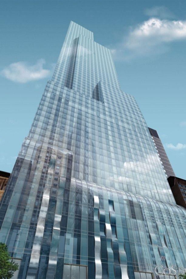'역시 뉴욕', 1000억짜리 맨해튼 아파트 첫 등장