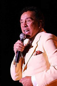 Smokey Robinson born 1940 is an American R singer-songwriter, record producer, and former record executive.