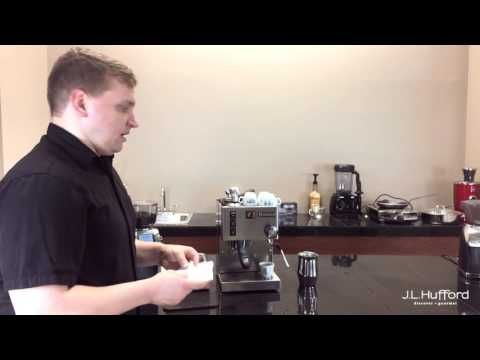 Rancilio Silvia – How to manage the temperature on your Rancilio Silvia. - YouTube