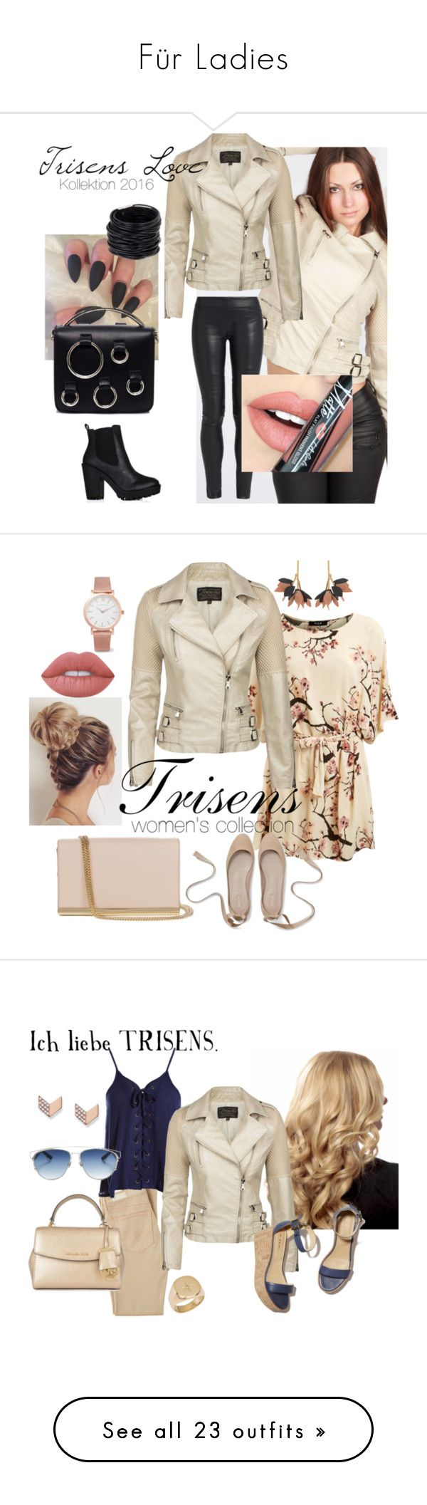 """Für Ladies"" by trisens on Polyvore featuring Mode, Lipsy und Panacea"