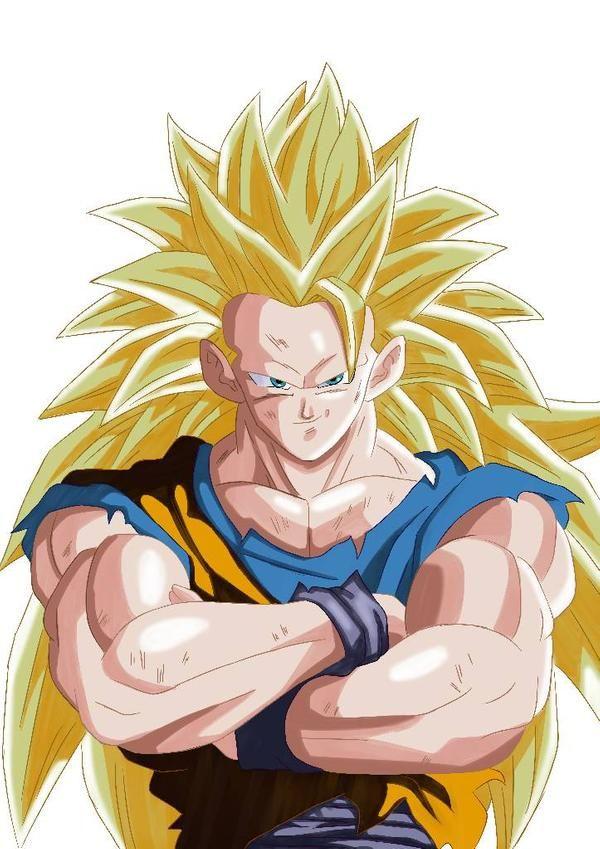 Goku Ssj3 By Xanderjasso1 On Deviantart Deviantart Dragon Ball Goku Goku