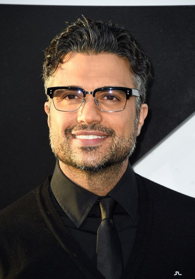 "*Starts petition for more scruff* | Can We All Just Take A Moment To Appreciate Jaime Camil From ""Jane The Virgin"""