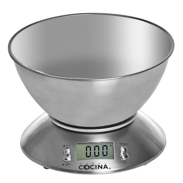 Balanza de cocina digital, muy útil para masas de #reposteria