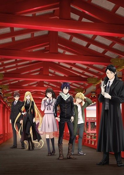 Noragami Aragoto: I'm seeing this as the episodes come out but Oh My Me is this a great show. I loved the show's first season and this one has already exceeded my expectations. Aside from introducing me to my now favorite band (aka The Oral Cigarettes, I'm happy I can get more of Yato, Bishamon, and Hiyori. Here is for great success and feels. *clink*