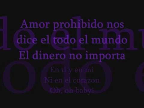 Amor Prohibido-Selena.