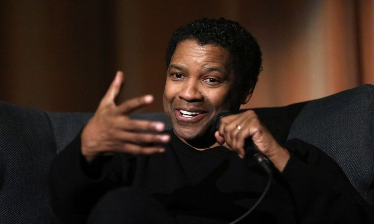 Denzel Washington shocked a 86-year-old grandma and you should see the grin all over