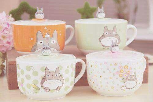 Totoro Cups