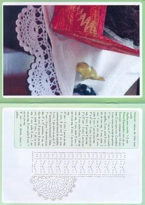 Croche Barrados nº 14