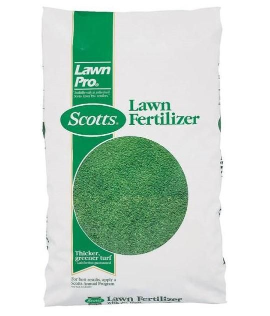 Scotts 53105 Lawn Pro Lawn Fertilizer, 5,000 Sq. Ft.