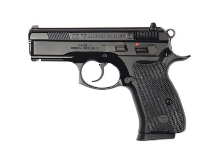 The CZ 75 was designed in 1975 and is the flagship model of the CZ handgun line. With over one million produced it is possibly used by more governments militaries and police agencies world wide than any other pistol. The CZ 75 Compact has a hammer forged barrel and Slide-in-frame design for superior accuracy and better recoil control to keep you on target. It has an extremely smooth double action trigger pull and a nice crisp single action trigger press. The grip and controls are…