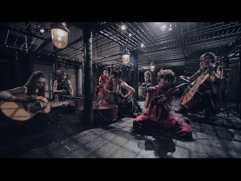 Zozulytsya - cover-version of Perkalaba band's song by Dakh Daughters Band God's woman verbatim performed by Ruslana Khazipova Solomiia Melnyk Natalka Halane...