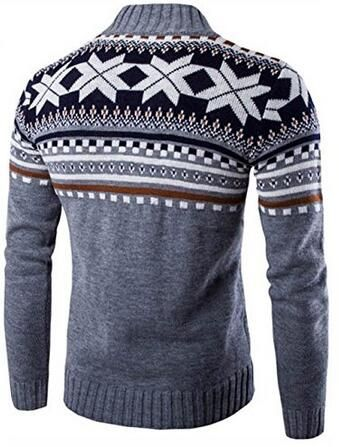 Button Up Knitted Sweater Cardigans