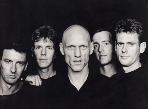 Midnight Oil - Peter Garrett went on to become a federal politician in Australian parliament.