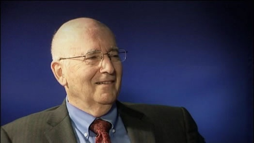 Philip Kotler. The godfather of marketing.