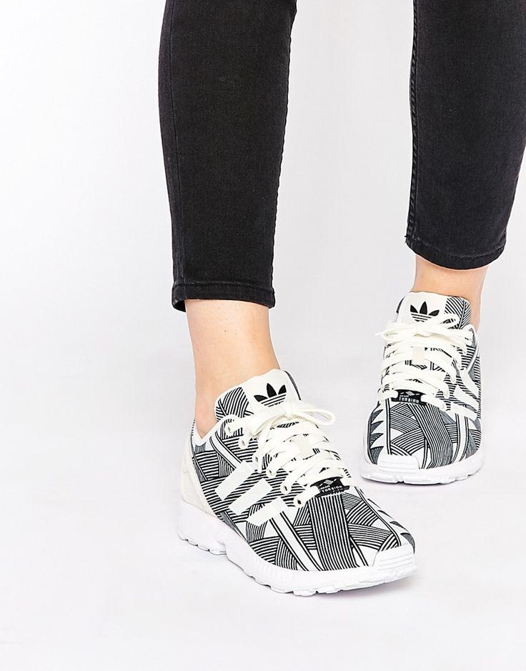 Ma prochaine acquisition dès qu'il y aura du stock  Adidas Originals - ZX Flux - Baskets