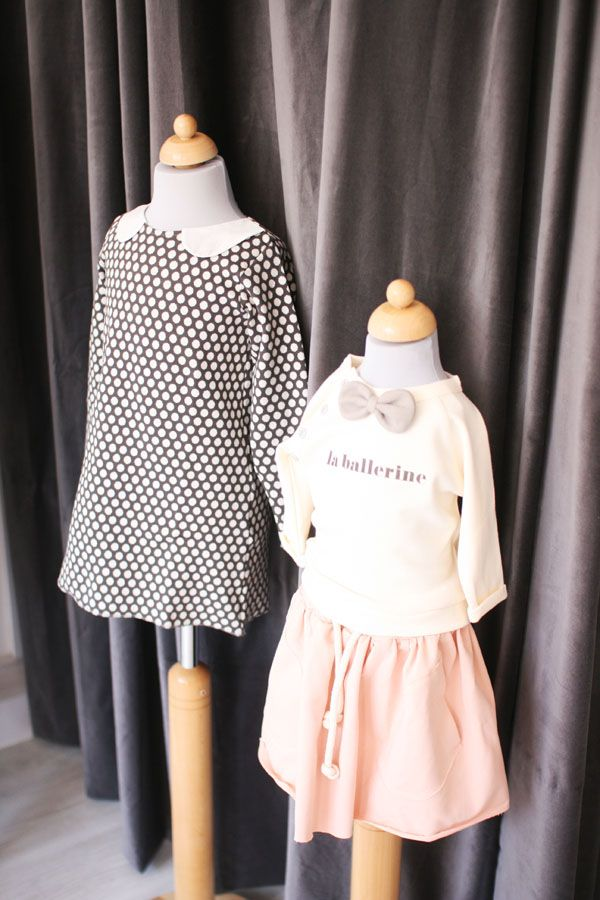 Showroom galazki.pl Baby&kids clothing store (Warsaw, Poland) Organic ZOO Minimu chic for kids Pola&Frank