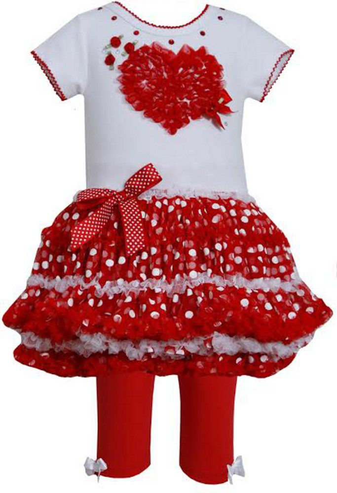 36 Best Valentines Day Baby And Girls Dresses Images On