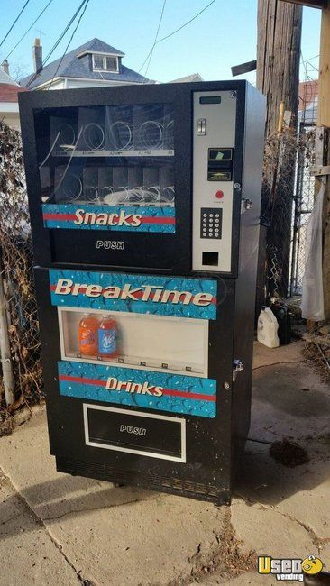 New Listing: http://www.usedvending.com/i/Ilinois-GO127-137-Snack-Soda-Combo-Vending-Machine-for-Sale-/IL-I-915P Ilinois GO127/137 Snack & Soda Combo Vending Machine for Sale!!!