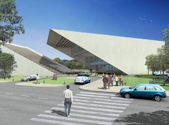 CEI - Campo Bom/RS - Projetos - Foerster Arquitetura & Engenharia