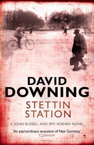 Stettin Station (John Russell and Effi Koenen Novel) by David Downing, http://www.amazon.com/dp/B0077AZV82/ref=cm_sw_r_pi_dp_jwl-rb1FVAN94