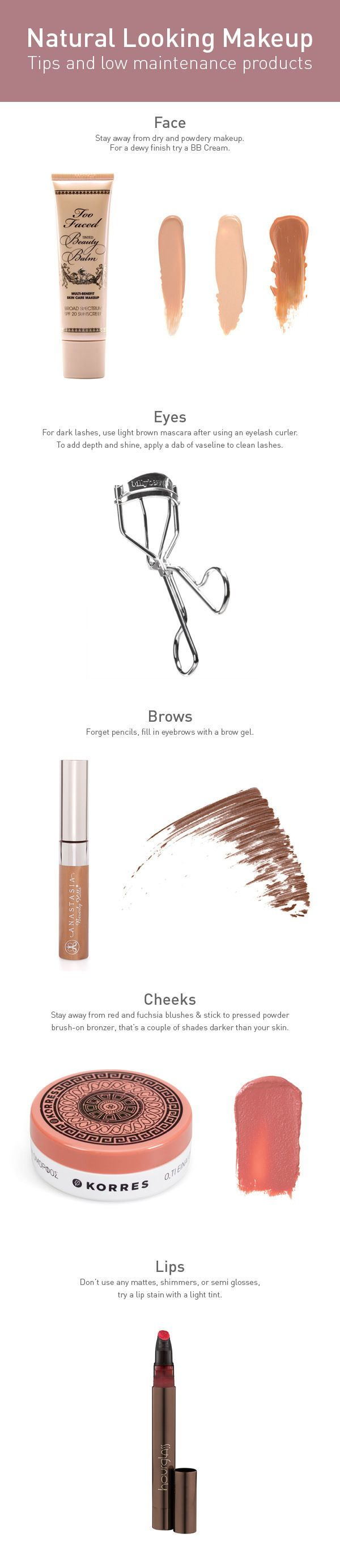 Fakeup Makeup: Easy Tips and Low-Maintenance Products for a Better Bare Look