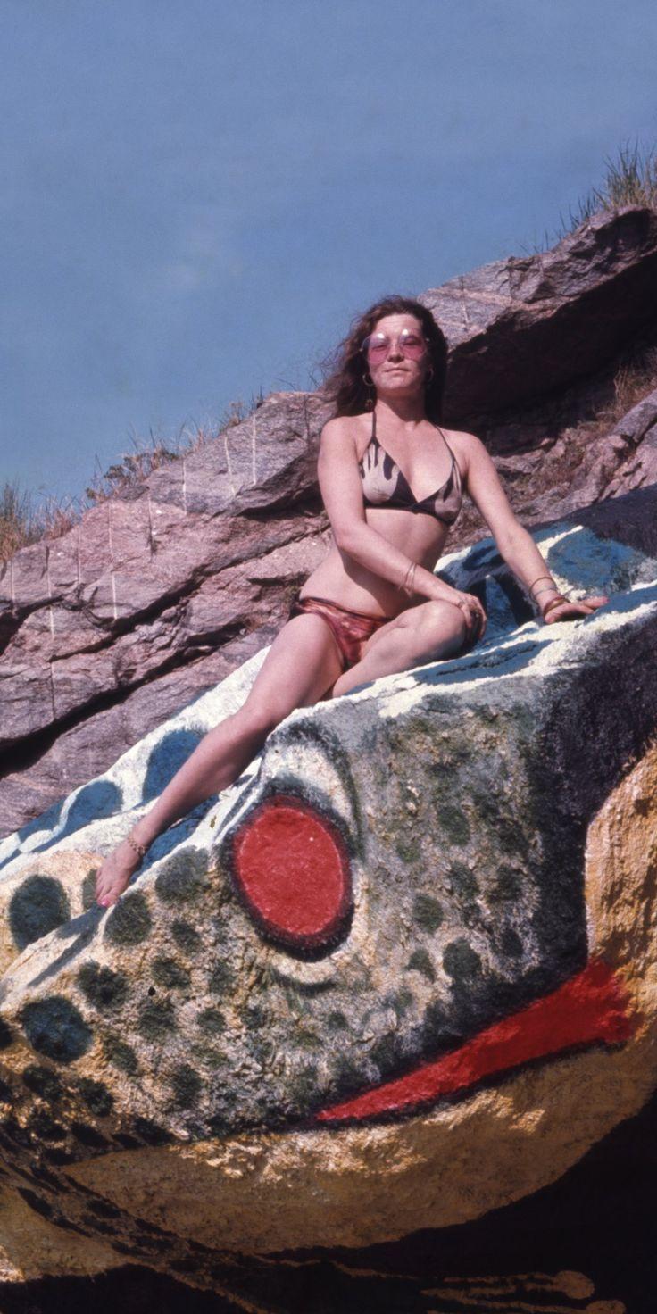 Janis Joplin topless Copacabana - Trip