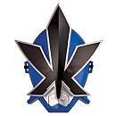 "Power Ranger Mask - Blue -  Bandai - Toys""R""Us"