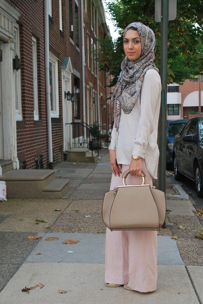 hijab fashion, wide leg pants, zara, austere attire hijab, hijabi fashion, hijab fashion, hani hulu, modest fashion