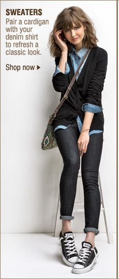 25  creative Black Cardigan Outfit ideas to discover and try on ...