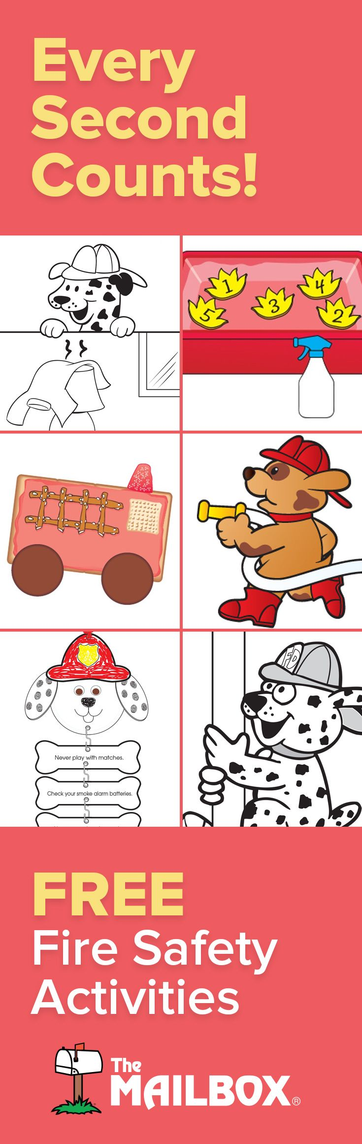 Best 25 teaching safety ideas on pinterest fire safety fire fire prevention week begins sunday october 8 in the us be ready with the robcynllc Images
