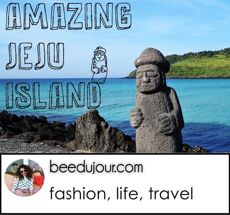 Amazing Jeju Island · Bee Du Jour