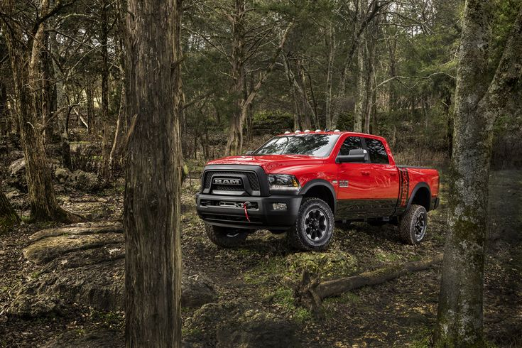 In 1945, Dodge made quite a statement with their Power Wagon – the first-ever mass-produced 4×4 pickup. The #pickup made quite the impact with its four-wheel drive and usability, especially for the brand. Now, over 70 years later, the Power Wagon is back with RAM for the 2017 model-year with new #Dodge RAM wheels, a beefy HEMI V-8 engine, locking differentials, and a brawny look. Discount Wheels available at www.wheelhero.com