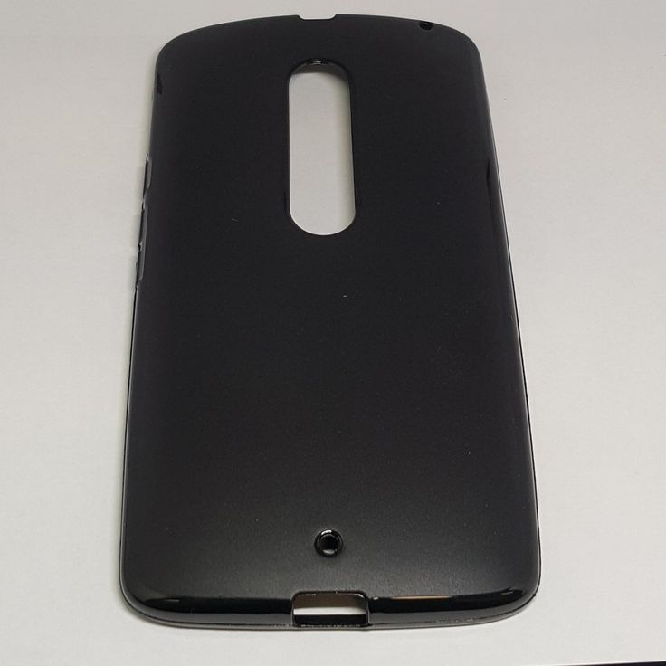 Motorola Moto X Play - Silicone Phone Case - 3.95$