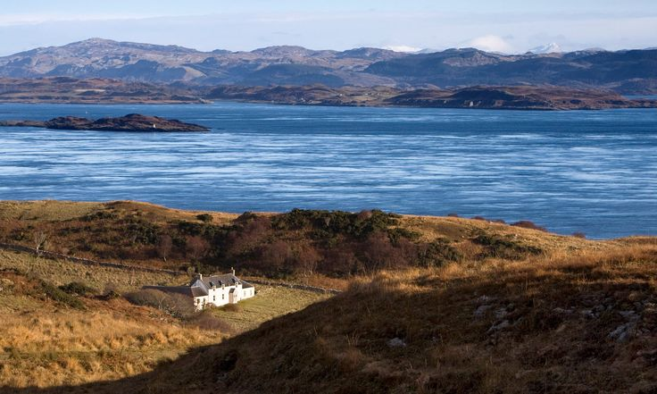 Writers including JM Barrie, Compton Mackenzie, George Orwell and Robert Louis Stevenson spent formative periods on the remote, wild, romantic Hebrides