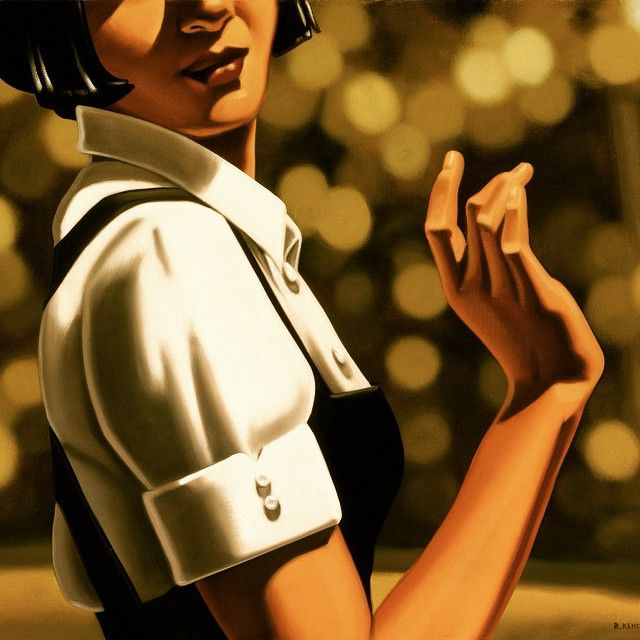 pictorialautobiography:  #detail #oilpainting #kentonnelson