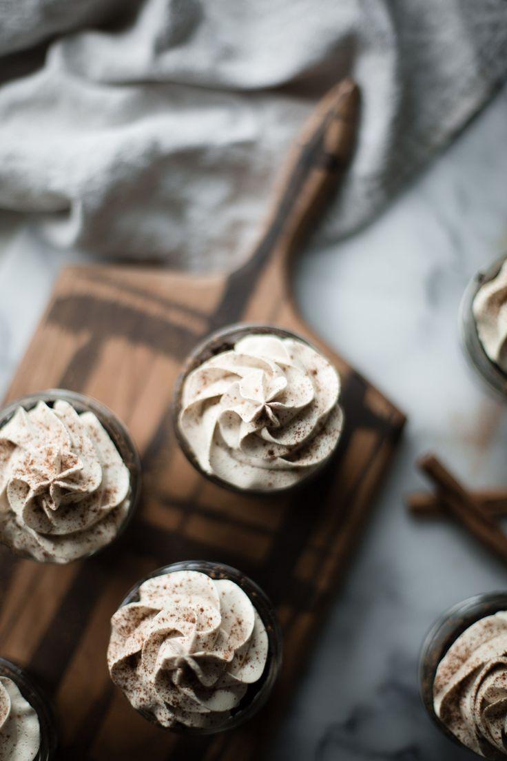 Chocolate Cake Shot With Amaretto