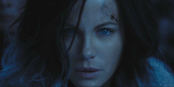 New Selene. Screenshot from the second trailer of Underworld: Blood Wars
