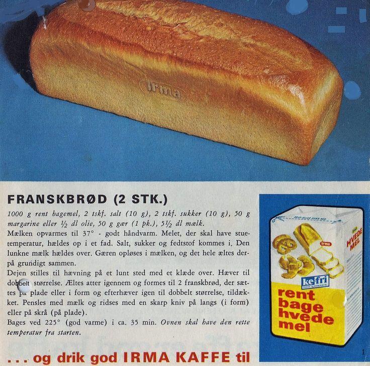 Franskbrød 2 stk.