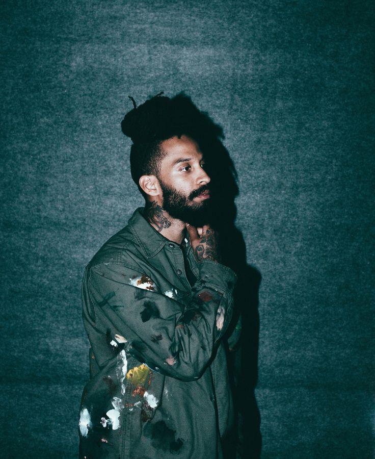 Stephen Harrison wearing design by Marc Keidrick.   #Menswear #mensstyle #fashion