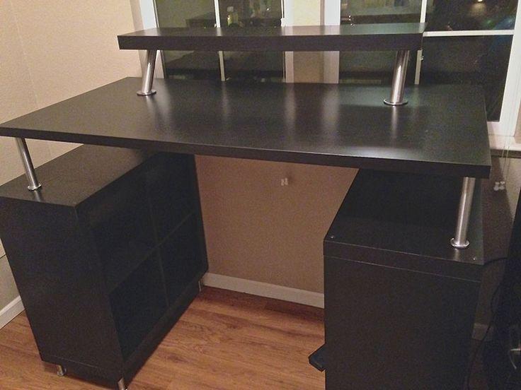 Aufstehen Computer Schreibtisch Ikea Ikea Schreibtisch Schreibtisch Rednerpult