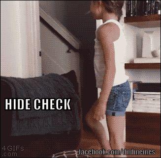 Hide Check