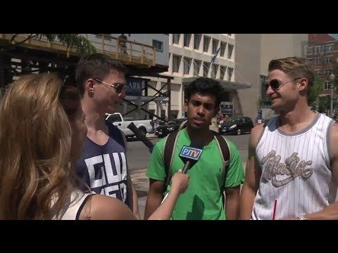 VIDEO: Young Hillary Supporters Struggle to Name Her Achievements Michelle Fields talks with students at George Washington University about the former Secretary of State's possible run for the White House in 2016. http://pjmedia.com/blog/video-young-hillary-supporters-struggle-to-name-her-achievements/  PJTV -- Young Hillary Clinton Supporters Struggle to Name Her Achievements