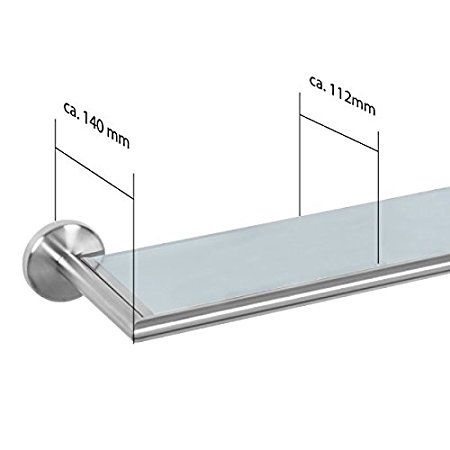 Stunning Tablette Salle De Bain Inox Contemporary - Awesome ...