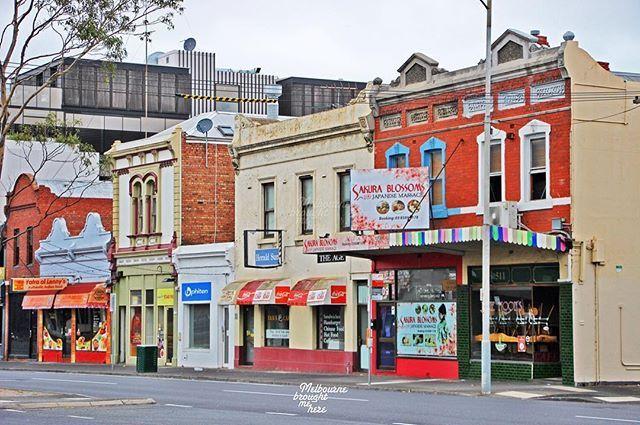 West Melbourne.